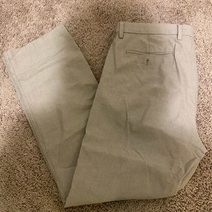 Banana republic Khaki slacks, size 36 32